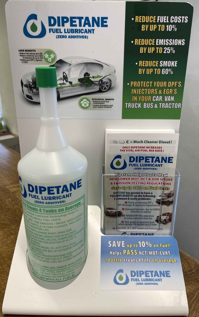 Dipetane Fuel Treatment